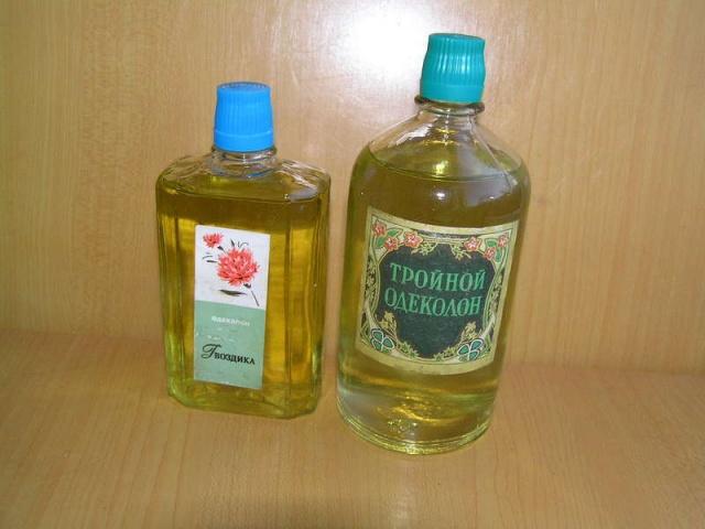 Партию «Тройных» одеколонов за28 руб. изъяли изпродуктового магазина