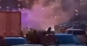 Красноярец сжег «Жигули», чтобы скрыть кражу барсетки